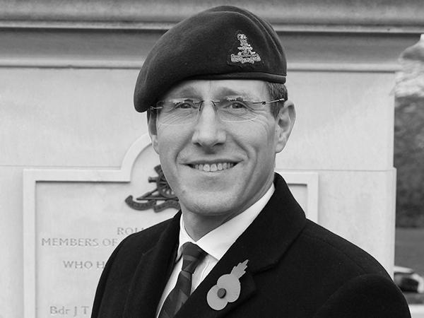 Lt Col (Retd) Steve Fraser MBE